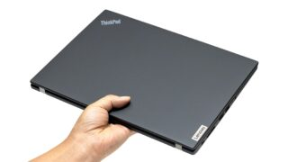 ThinkPad X13 Gen 2 (インテル)レビュー:コンパクトな13.3インチモバイルノートPC