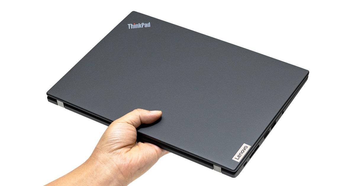 ThinkPad X13 Gen 2 (インテル)レビュー