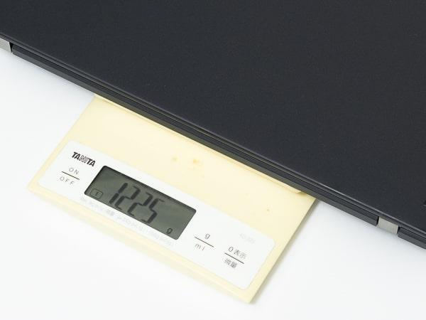 ThinkPad X13 Gen 2 重さ