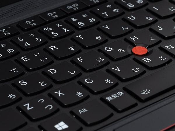 ThinkPad X13 Gen 2 タイプ感