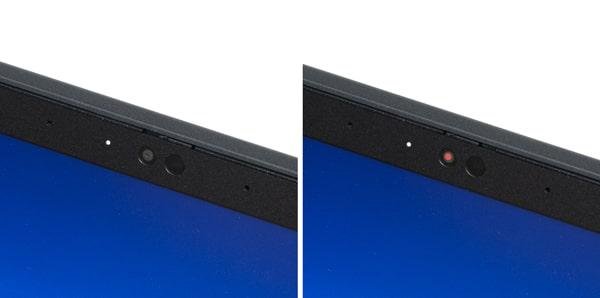 ThinkPad X13 Gen 2 カメラ