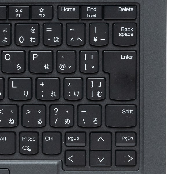 ThinkPad X13 Gen 2 配列