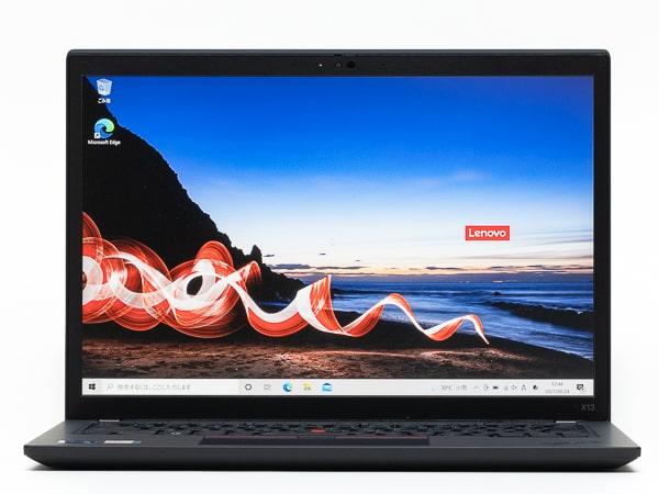 ThinkPad X13 Gen 2 デスクトップ
