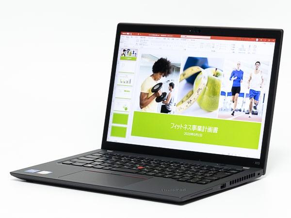 ThinkPad X13 Gen 2 (インテル)