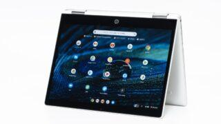 HP Chromebook x360 12bレビュー:お手軽サイズの12インチエントリー向け2-in-1