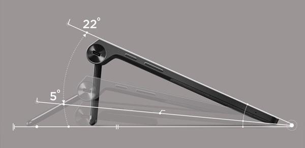 Lenovo Yoga Tab 13 スタンド