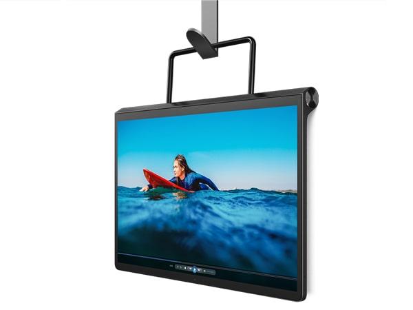 Lenovo Yoga Tab 13 壁掛け