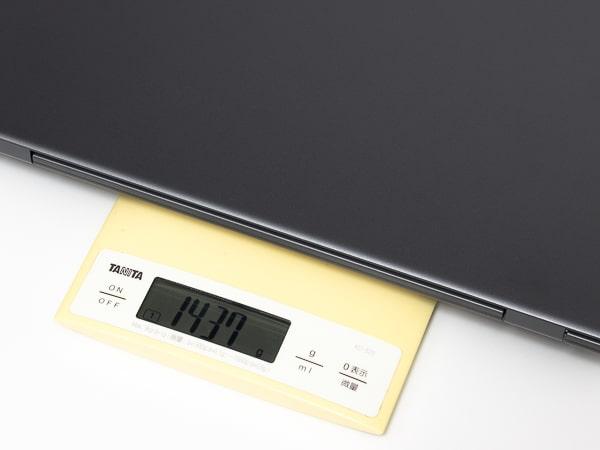 Lenovo 14e Chromebook Gen 2(AMD) 重さ