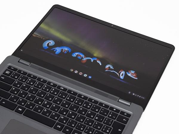 Lenovo 14e Chromebook Gen 2(AMD) ディスプレイ角度