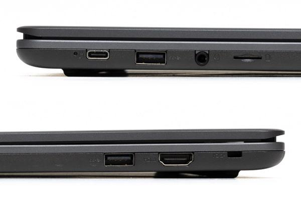 Lenovo 14e Chromebook Gen 2(AMD) インターフェース