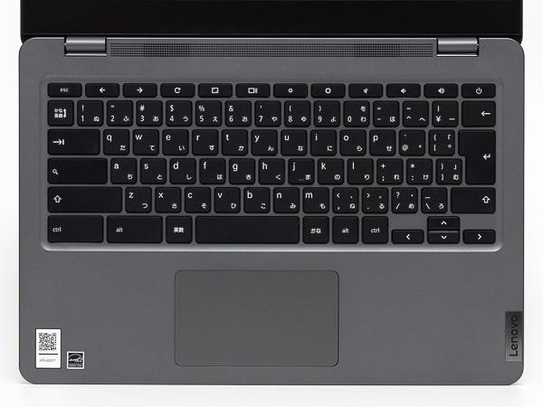Lenovo 14e Chromebook Gen 2(AMD) キーボード