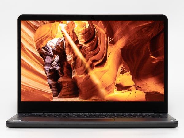 Lenovo 14e Chromebook Gen 2(AMD) コントラスト
