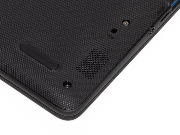 Acer Chromebook 11 C732 スピーカー