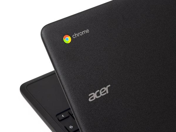 Acer Chromebook 11 C732 外観