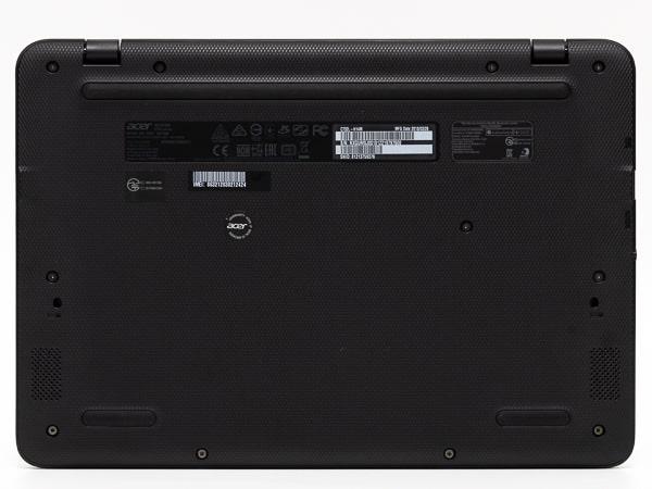 Acer Chromebook 11 C732 底面部
