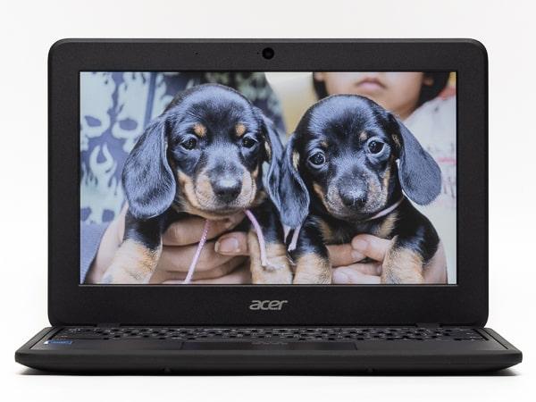 Acer Chromebook 11 C732 ベゼル