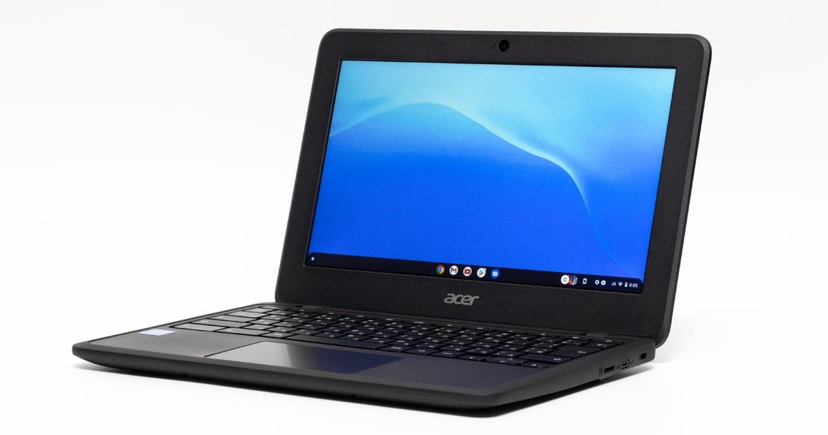Acer Chromebook 11 C732(C732L-H14M)レビュー