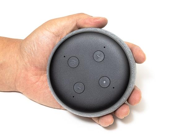 Echo Dot サイズ width=