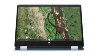 HP Chromebook x360 14b 2021年モデルが買いまわり達成で実質4万円台! 14インチ2-in-1 Chromebookがお買い得