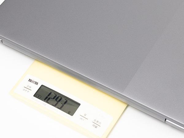 IdeaPad Slim 360 Chromebook 重さ