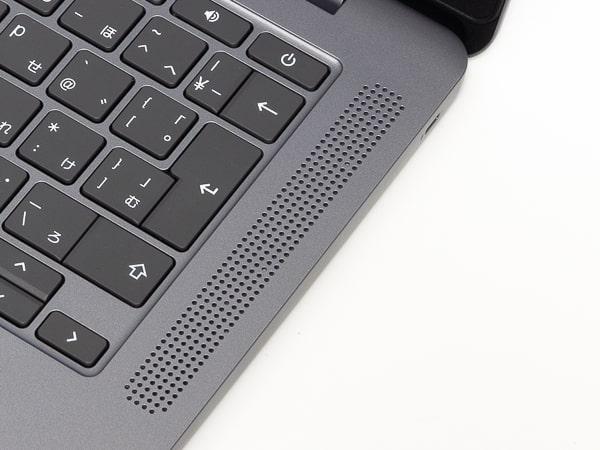 IdeaPad Slim 360 Chromebook スピーカー