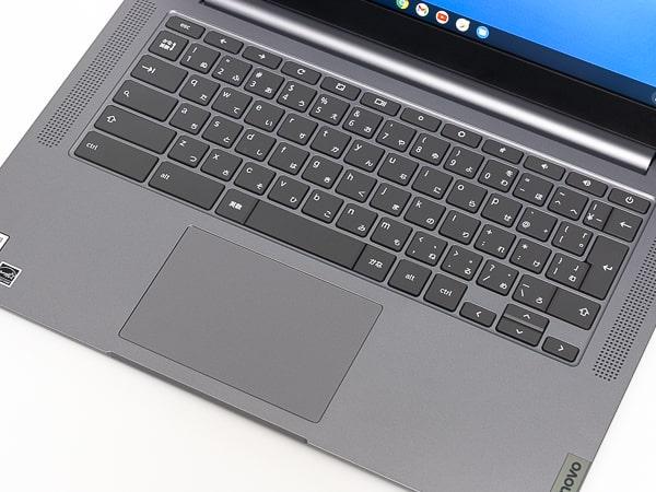 IdeaPad Slim 360 Chromebook パームレスト