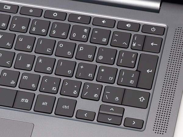 IdeaPad Slim 360 Chromebook 配列