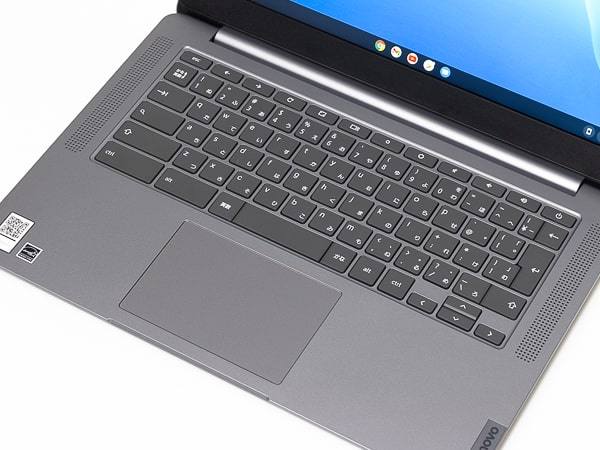 IdeaPad Slim 360 Chromebook キーピッチ