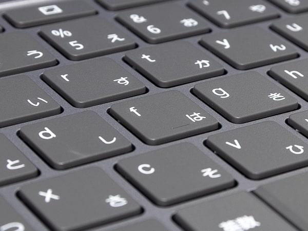 IdeaPad Slim 360 Chromebook タイプ感