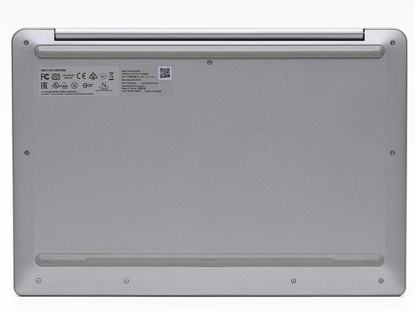 IdeaPad Slim 360 Chromebook 底面部