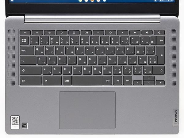 IdeaPad Slim 360 Chromebook キーボード