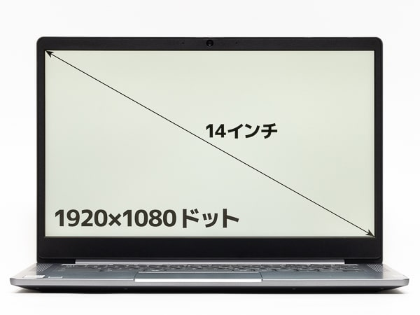 IdeaPad Slim 360 Chromebook 画面サイズ