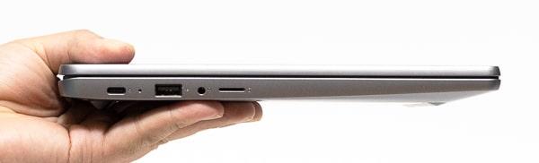 IdeaPad Slim 360 Chromebook 薄さ
