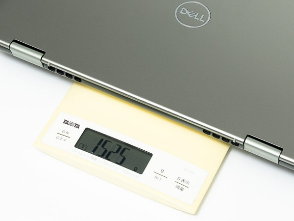 Inspiron 14 2-in-1 7415 重さ
