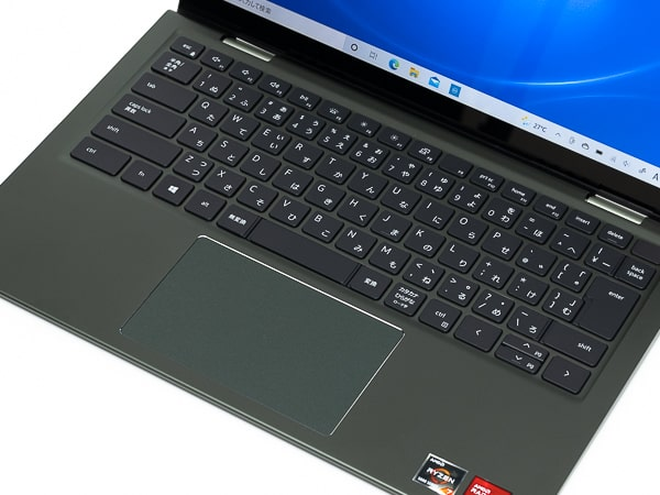 Inspiron 14 2-in-1 7415 パームレスト