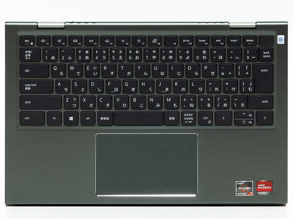 Inspiron 14 2-in-1 7415 キーボード