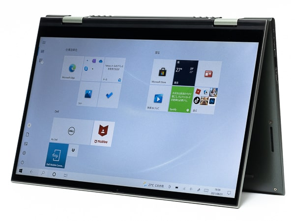 Inspiron 14 2-in-1 7415 スピーカー