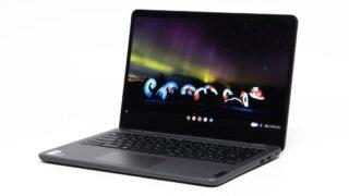 Lenovo 14e Chromebook Gen 2(AMD)レビュー:頑丈なのにスリムで高性能な4万円台のクラムシェル型Chromebook