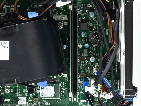 Inspiron 3891 CPU
