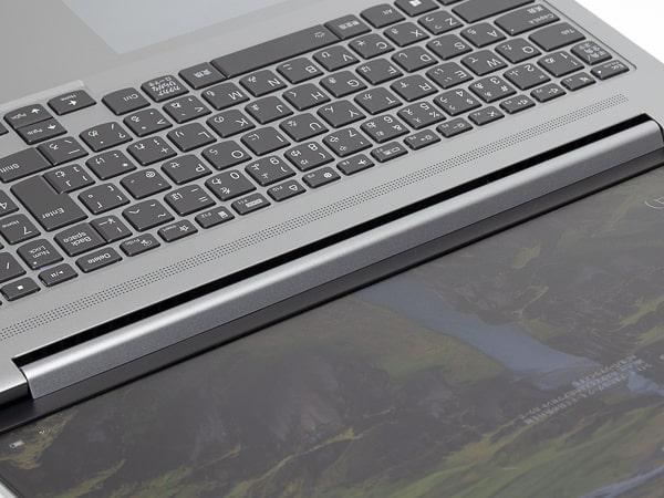 IdeaPad Slim 560 Pro(16)  排気口