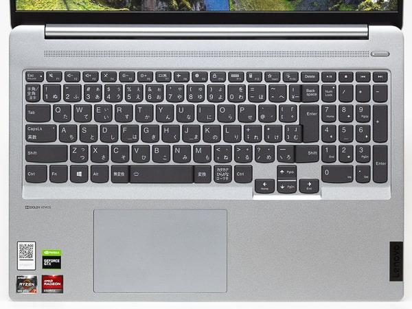 IdeaPad Slim 560 Pro(16)  キーボード