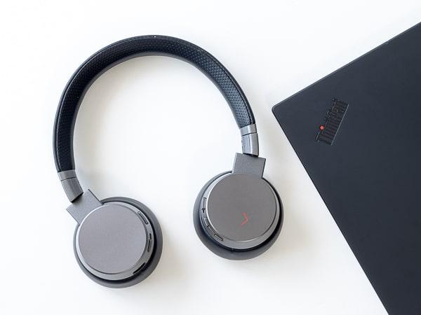 ThinkPad X1 アクティブ ノイズキャンセレーションヘッドホン