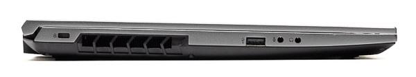 GALLERIA XL7C-R36 11800H搭載 厚さ