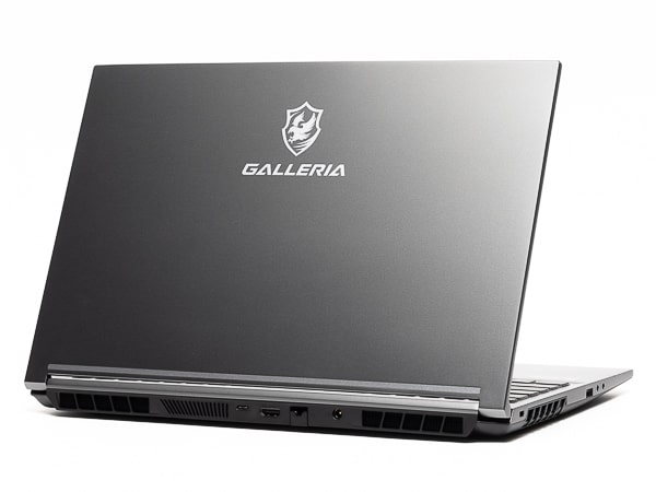 GALLERIA XL7C-R36 11800H搭載 外観