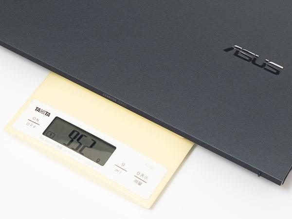Zenbook 14 UX435 重さ