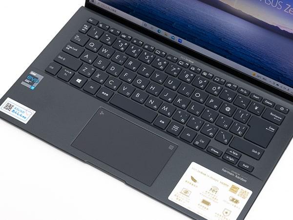 Zenbook 14 UX435 パームレスト