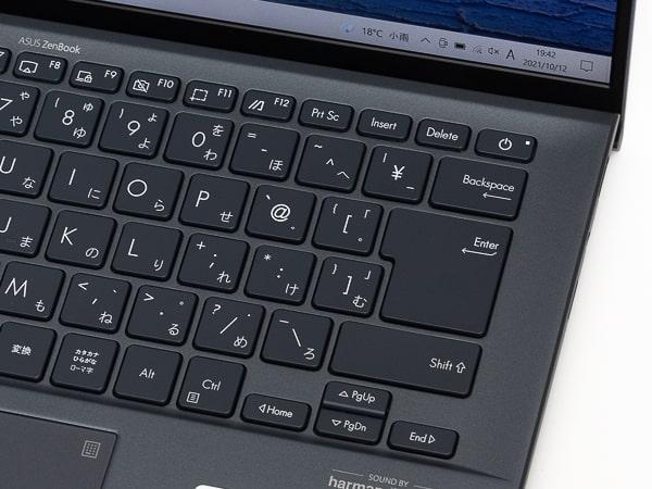 Zenbook 14 UX435 配列
