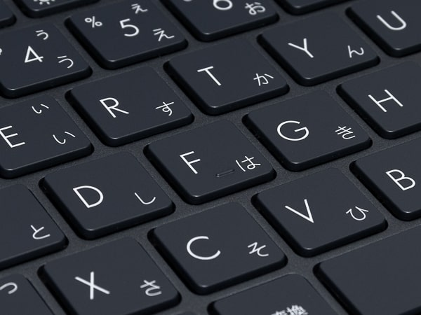 Zenbook 14 UX435 タイプ感