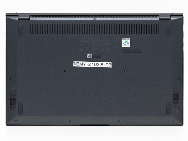 Zenbook 14 UX435 底面