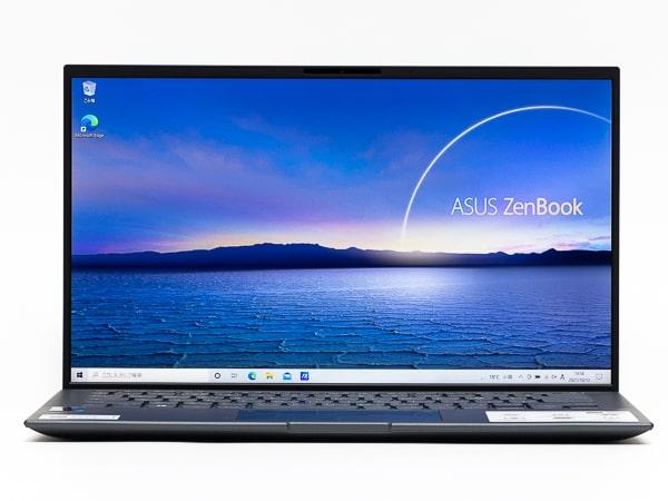 Zenbook 14 UX435 デスクトップ